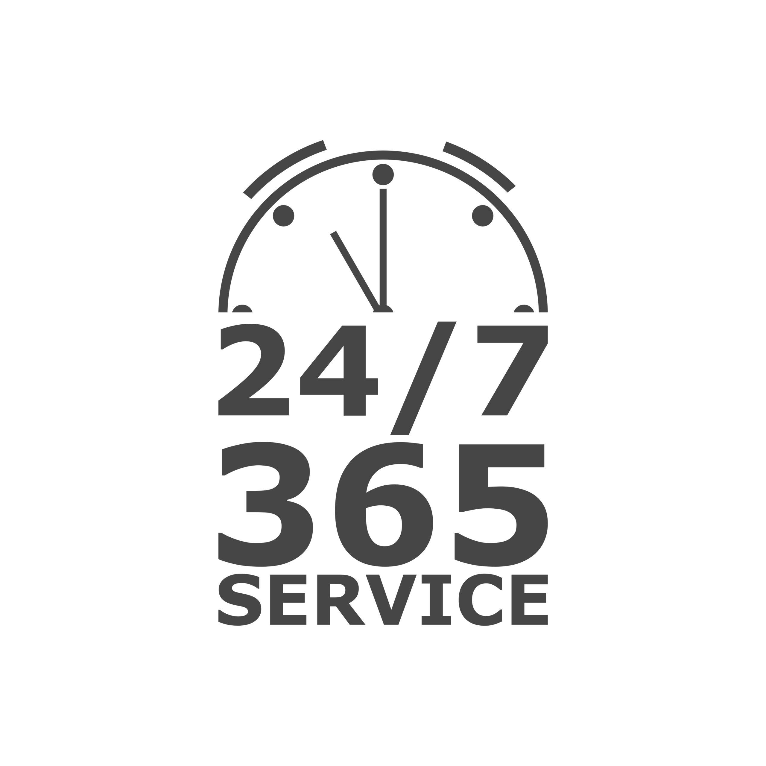 24h und 365 Tage Heizungsnotdienst